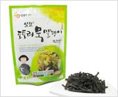 Ilwol Acorn Dried Jelly(North Korean)